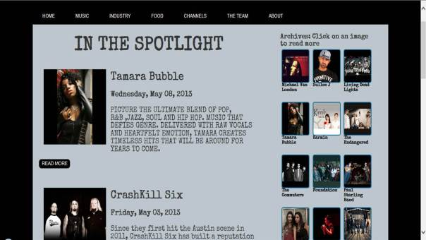 Alert The Globe - Artist Spotlight - Tamara Bubble