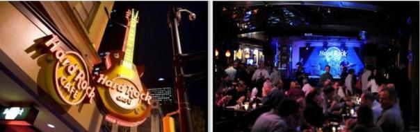 Tamara Bubble Performing Live @ HardRock Cafe: Chick Singer Night!